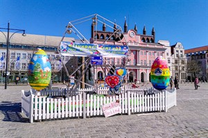 Bereits im letzten Jahr wurde der Ostermarkt in Rostock Corona-bedingt abgesagt (Foto: Archiv)