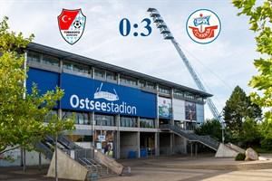 Hansa Rostock besiegt Türkgücü München mit 3:0 (Symbolfoto: Archiv)