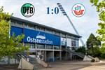 Hansa Rostock unterliegt Lübeck mit 0:1
