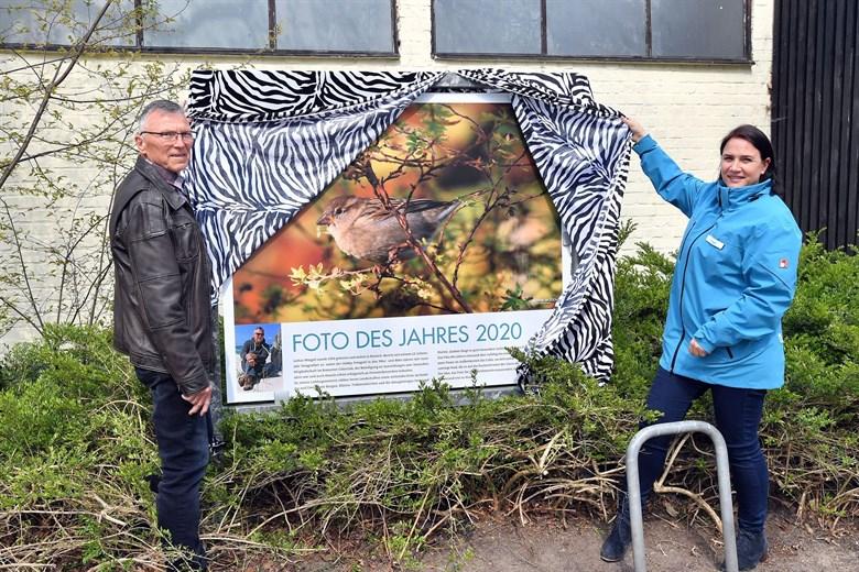 Foto des Jahres 2020 im Zoo gekürt