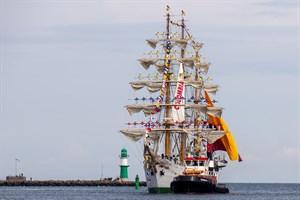 Hanse Sail Rostock 2021 soll stattfinden (Foto: Archiv)