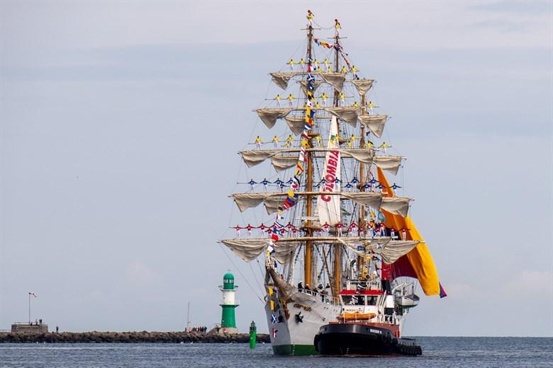 Hanse Sail Rostock 2021 soll stattfinden