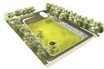 Baustart für Bürgerpark Toitenwinkel