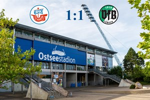 Hansa Rostock macht Aufstieg in Zweite Liga perfekt (Symbolfoto: Archiv)