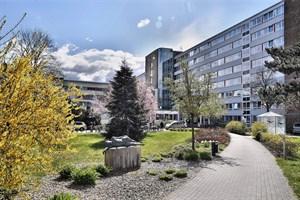 Klinikum Südstadt lockert Besuchsmöglichkeiten (Foto: Joachim Kloock)
