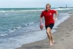Rettungsschwimmer starten in Warnemünde in die Saison 2021