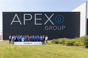APEX Group wird neuer Hauptsponsor der Kogge Foto: F.C. Hansa Rostock)