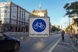 Lange Straße soll Fahrradstraße werden