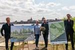 Buga-Planung für Fährberg in Gehlsdorf präsentiert