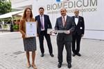 Biomedicum an Unimedizin Rostock übergeben