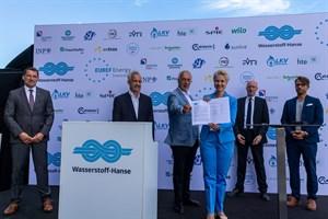 Wasserstoff-Hanse - Gründung in Rostock-Warnemünde