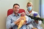 2.000. Geburt am Klinikum Südstadt