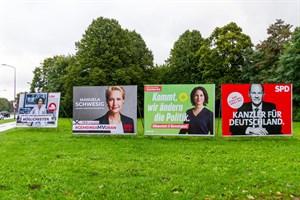 Bundestagswahl und Landtagswahl MV 2021 - so hat Rostock gewählt