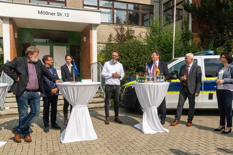 Zoll-Hochschule in Lichtenhagen soll 2025 starten