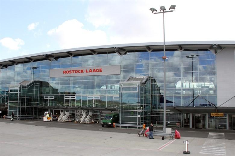 Flughafen Rostock-Laage soll verkauft werden